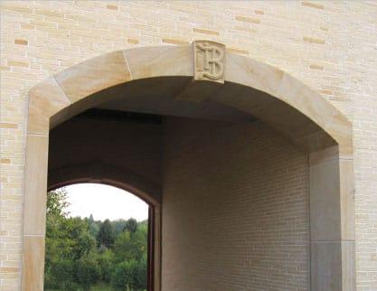 Natursteinmauern, Natursteintreppen, Bauunternehmen Bannwegbau Saarlouis