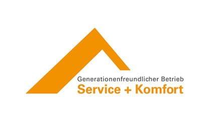 Logo Generationsfreundlicher Betrieb