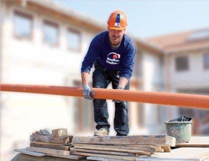 Stellenangebote Bauunternehmen bannwegBAU Saarlouis